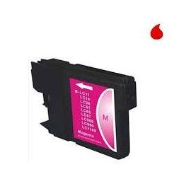 BROTHER LC1100 MAGENTA COMPATIBLE